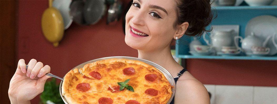 Como Fazer Pizza em Casa: É Dia da Pizza