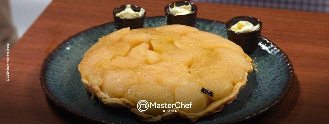 Tarte Tatin, o clássico francês da Torta de Maçã Invertida