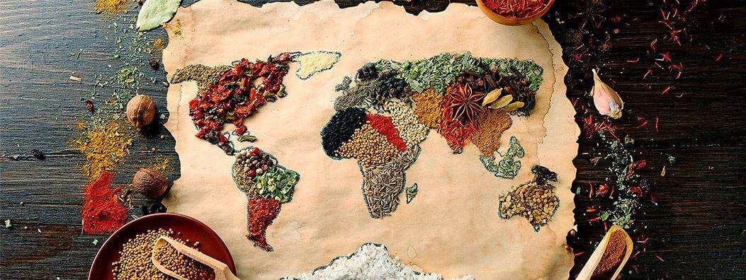 Cozinha pelo Mundo: Comidas Típicas de cada País
