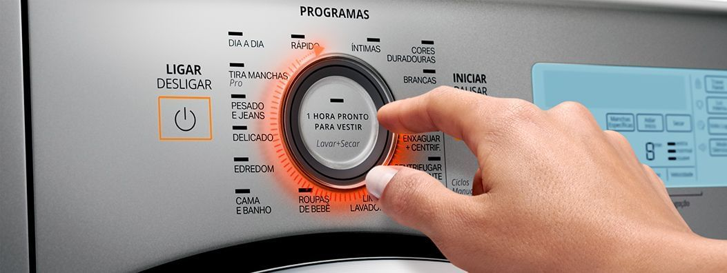 Como escolher a melhor máquina de lavar? Guia Completo!