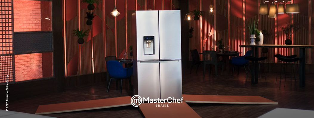 A temperatura ideal para geladeira!