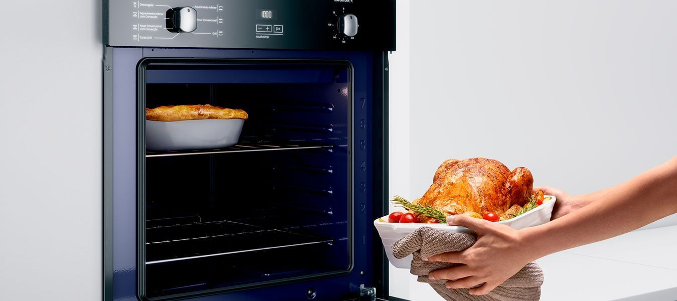Como usar o forno elétrico?