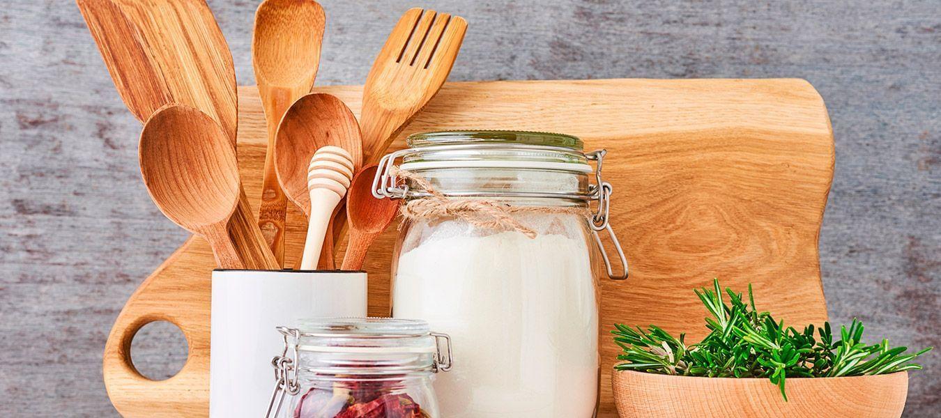Utensílios de cozinha: o essencial