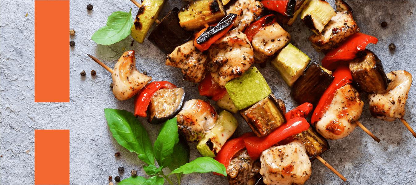 Michuí de frango: traga os sabores árabes para seu jantar do dia a dia