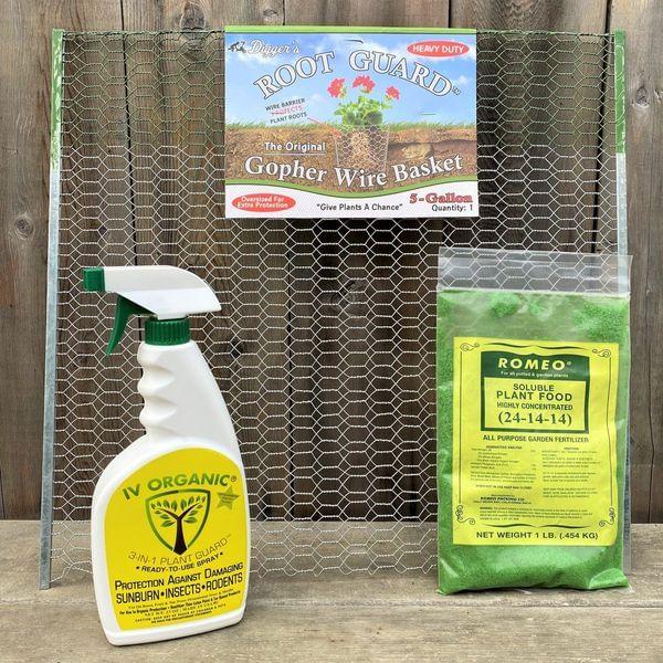 Tree Care & Planting Kit (HD Basket)