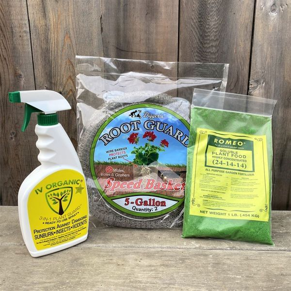 Tree Care & Planting Kit (Speed Basket)