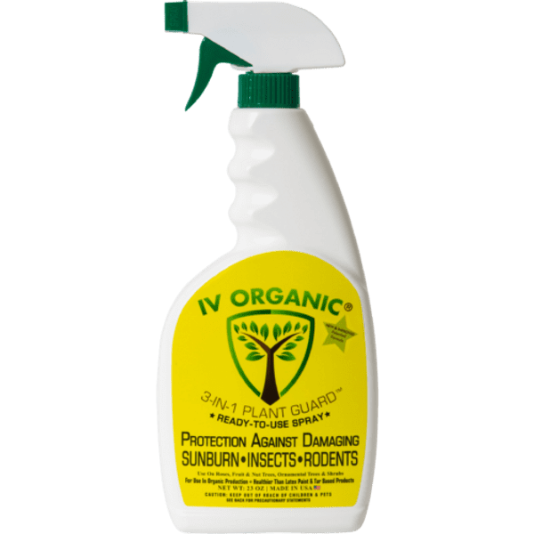 IV ORGANIC 3-in-1 Plant Guard Spray