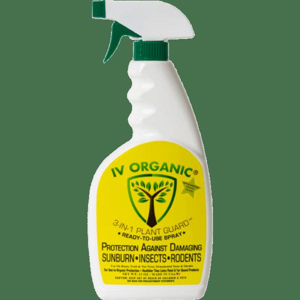 IV ORGANIC 3-in-1 Plant Guard Spray