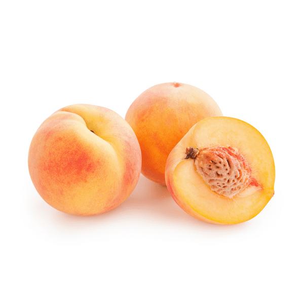 Red Barron Yellow Peach Tree