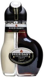 SHERIDAN'S IRISH COFFEE CREAM LIQUEUR