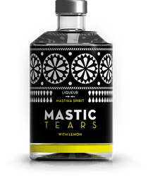 MASTIC TEARS LEMON