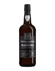 "Henriques & Henriques ""Finest Dry Madeira Wine"" 5yrs"