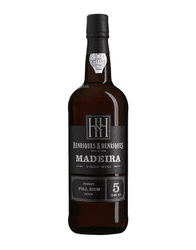 "Henriques & Henriques ""Finest Full Rich Madeira Wine"" 5yrs"