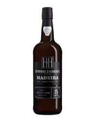 "Henriques & Henriques ""Finest Medium Rich Madeira Wine"" 5yrs"