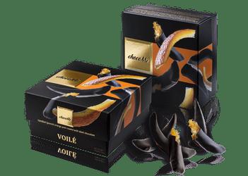 Σοκολατάκια ChocoMe Orange 120gr