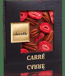 Σοκολάτα ChocoMe Γάλακτος Cacao Barry 41% 50gr