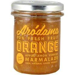 Arodama μαρμελάδα πορτοκάλι-μήλο-λουίζα 220γρ