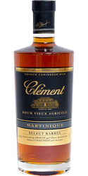 CLEMENT RHUM SELECT BARREL