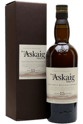 PORT ASKAIG 15 YEARS OLD SHERRY CASK