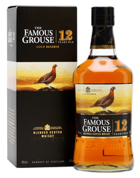 Famous Grouse 12 Years Old