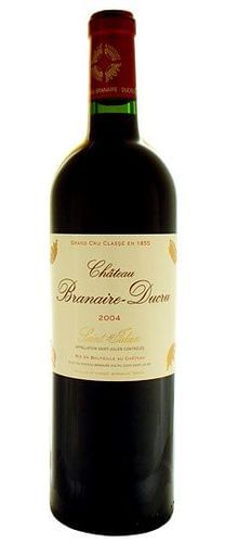 "Chateau ""branaire ducru"" 2004"