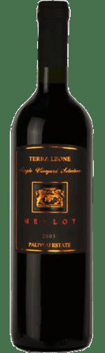 TERRA LEONE MERLOT 2003 Υπογεγραμμένη