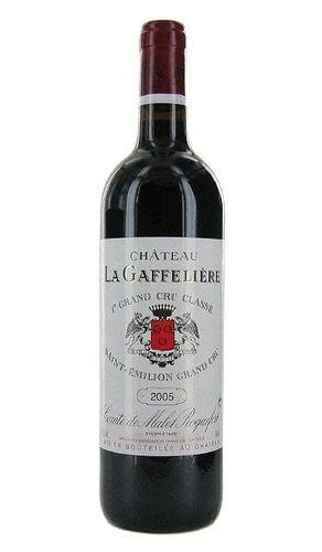 "Chateau ""La Gaffeliere"" 2001"