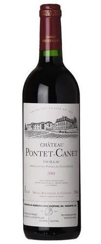 """Château """"Pontet-Canet 2001"""""""