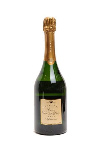 DEUTZ CUVEE WILLIAM BRUT 1996 0,75L
