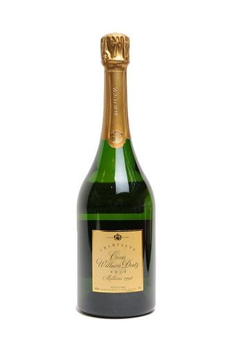 DEUTZ CUVEE WILLIAM BRUT 1998 0,75L