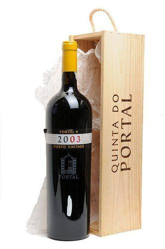 Quinta Do Portal Porto Vintage 2003  1,5L  (Ξύλινη Θήκη)