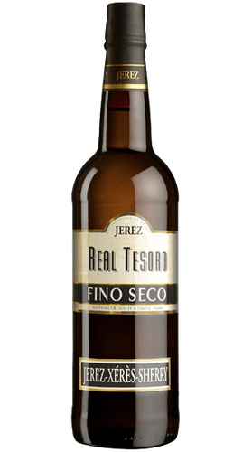 Sherry Real Tesoro Fino