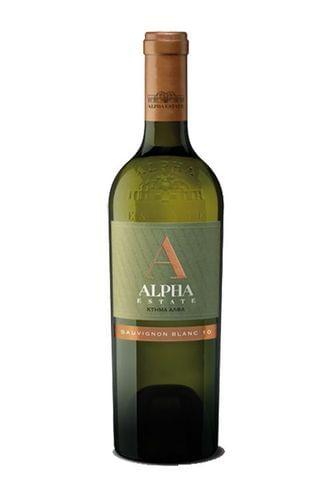 ΑΛΦΑ  Sauvignon Blanc Λευκός 0.75L