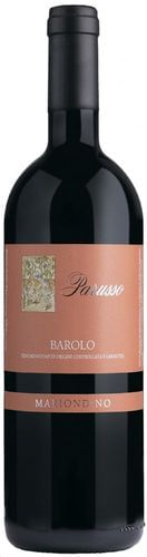 "Parusso ""Barolo Mariondino"" 1998"