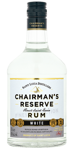CHAIRMAN'S WHITE LABEL