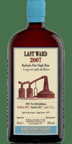 HABITATION VELIER LAST WARD 2007