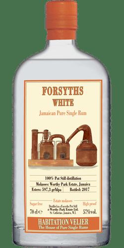HABITATION VELIER FORSYTHS WHITE