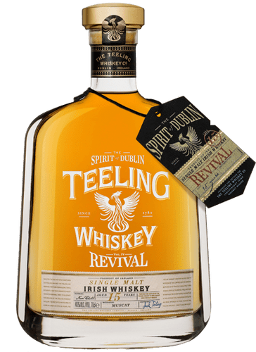 TEELING 15 YEARS OLD REVIVAL IV