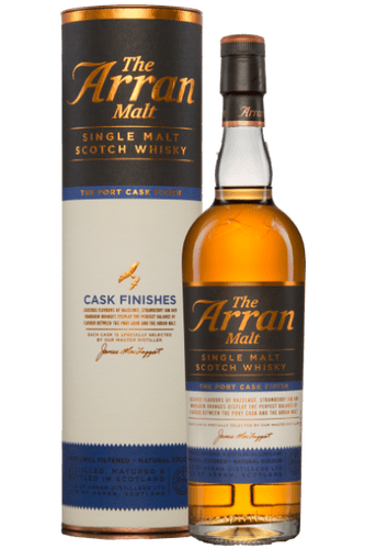 ARRAN MALT PORT FINISH