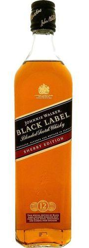 Johnnie Walker Black Label Sherry Edition