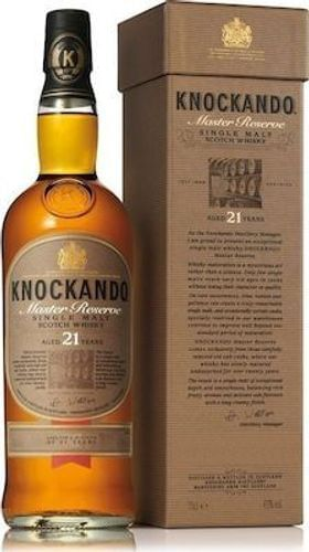 Knockando 21 Years Old Master's Reserve