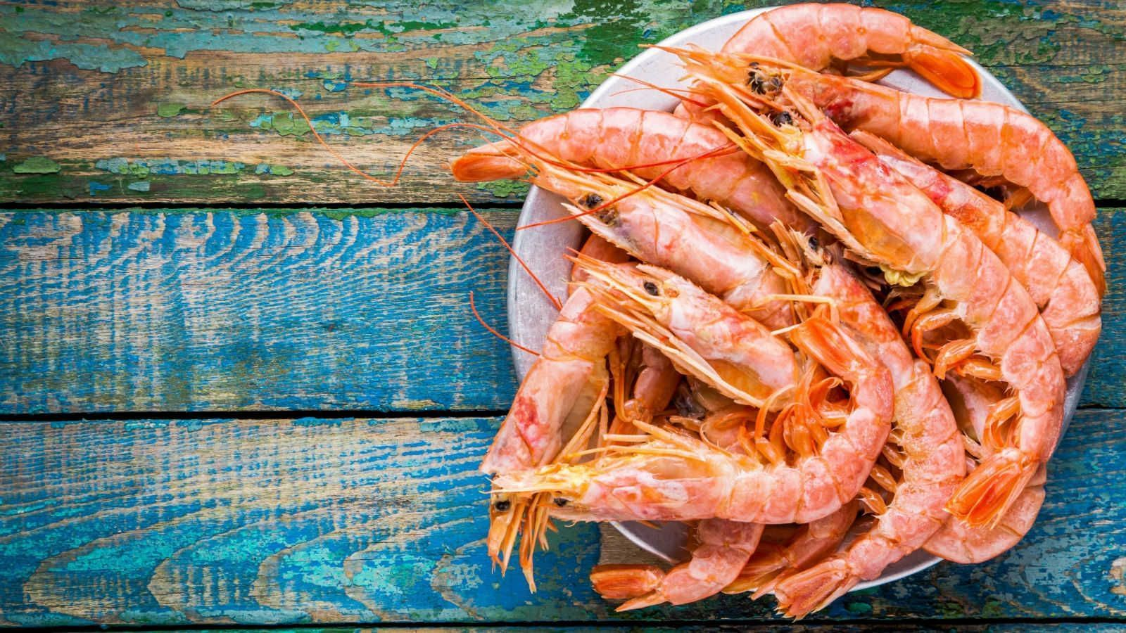 Versátil, o camarão pode ser servido de diferentes formas