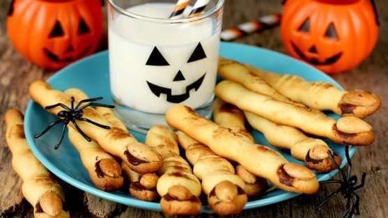 doces para halloween
