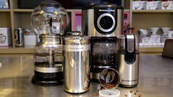 cafeteiras kitchenaid