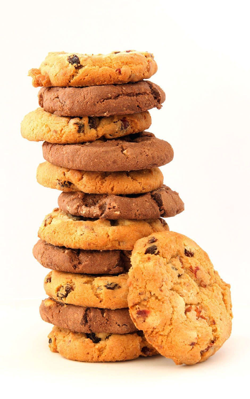 cookies de chocolate e avela 2