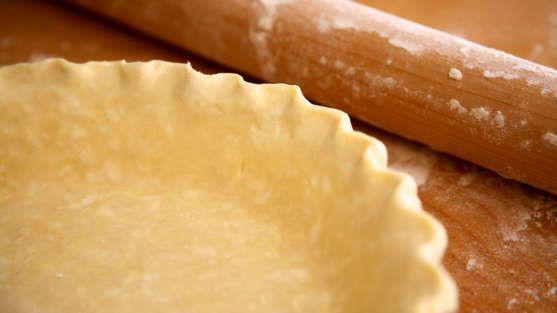Receita de massa podre salgada, a nossa famosa pâte brisée