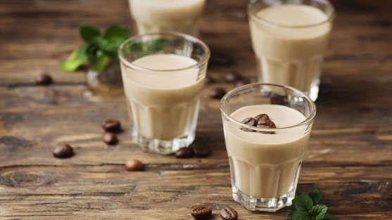 smoothie de café