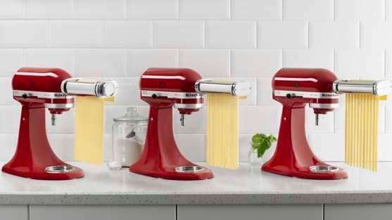 set pasta roller