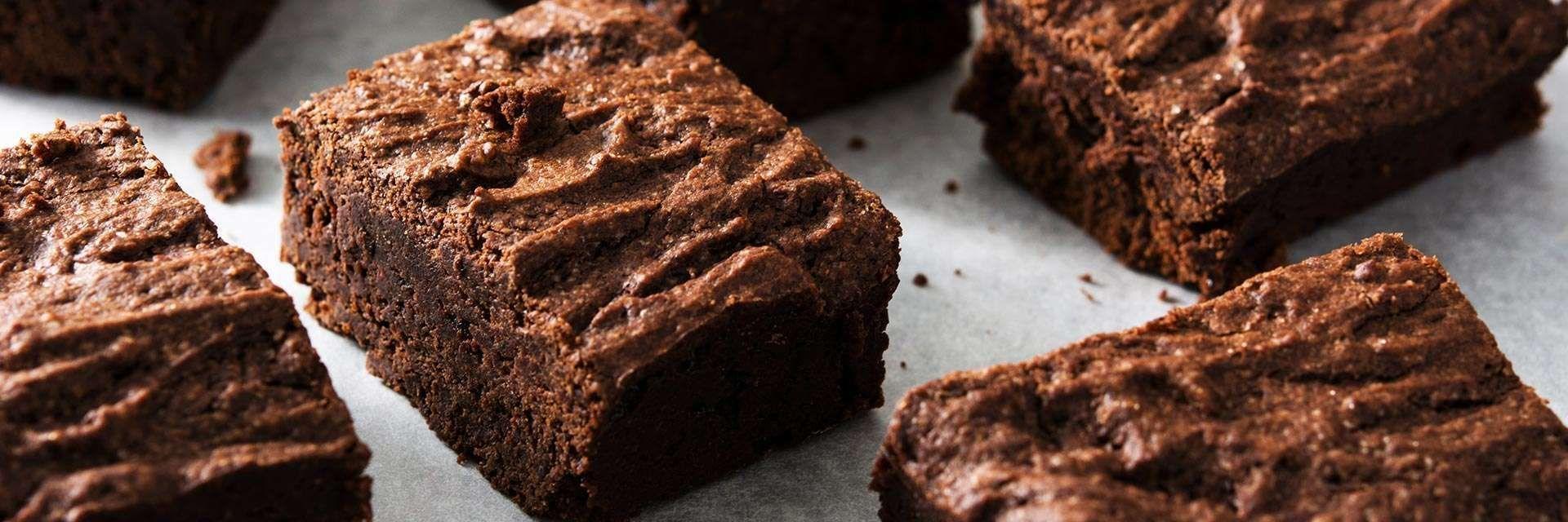 brownie de chocolate 70%