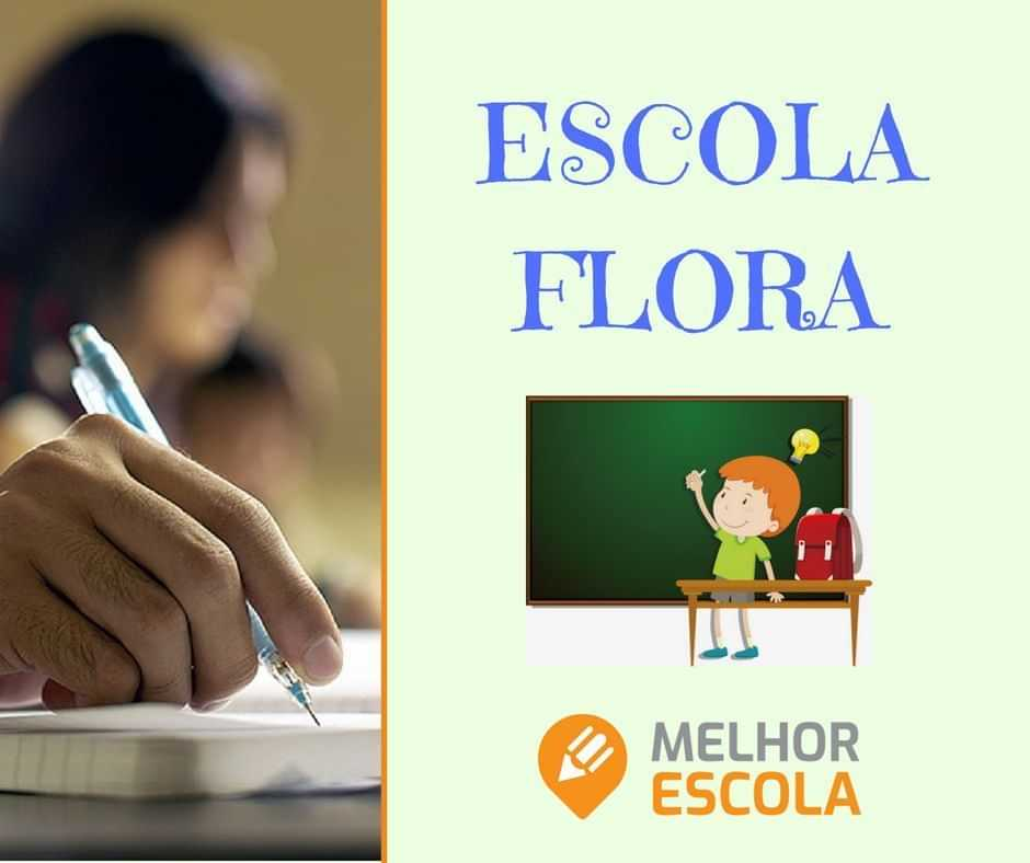 ESCOLA FLORA